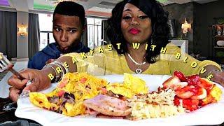IHOP Breakfast with It's Darius