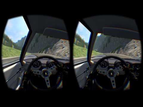 NEW Favourite VR Experience Assetto Corsa Oculus Rift DK2 Logitech G27
