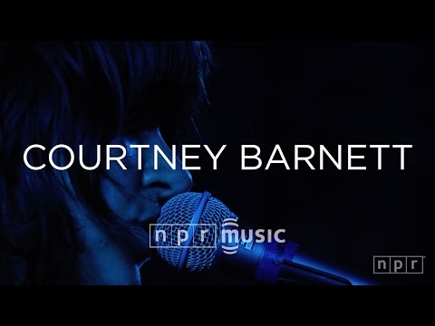 Courtney Barnett SXSW 2015 | NPR MUSIC FRONT ROW