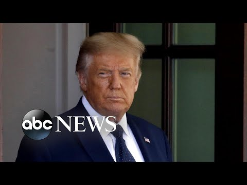 Trump dismisses government experts in COVID-19 response l ABC News