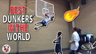 3 OF THE BEST STREETBALL DUNKERS IN THE WORLD