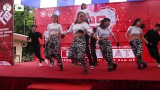 [FTU's Day 2018] Cuộc thi nhảy SYFOTIA - Quán quân - K56A