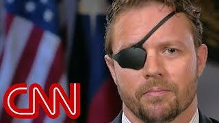 Dan Crenshaw responds to 'SNL' Pete Davidson's mockery