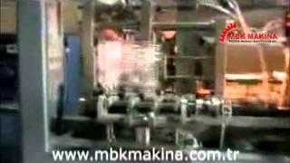 STRONG-M PET Şişirme Makinası SM 4000D