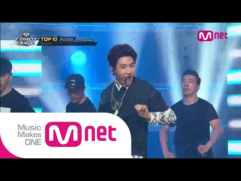 Mnet [엠카운트다운] Ep.387 : 헨리(Henry) - Fantastic @MCOUNTDOWN_140731
