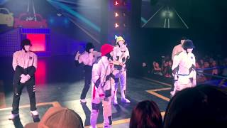 Twitch.tv/proj3ct_crypt0 -HalloweenHorrorNight - Jabbawockeez Full Live Performance