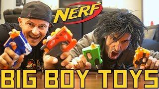 Small NERF GUNS!