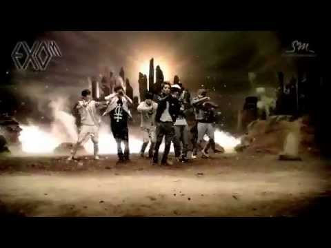 EXO - Let Out The Beast (Instrumental) (Cuts from ShowCaze)