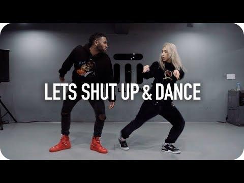 Let's Shut Up & Dance - Jason Derulo, LAY, NCT 127 / Mina Myoung Choreography with Jason Derulo