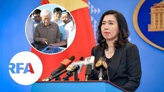 Việt Nam lần đầu thừa nhận sức khỏe ông Nguyễn Phú Trọng có vấn đề