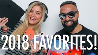 Favorite Tech of 2018!