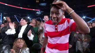 Tyler, the Creator Wins Wins Best Rap Album | 2020 GRAMMYs Acceptance Speech