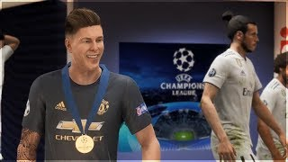 What Happens if Danny Williams WINS the Champions League? (FIFA 19 The Journey)