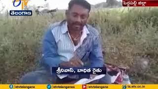 Farmer eats COBRA to Protest against Register !..