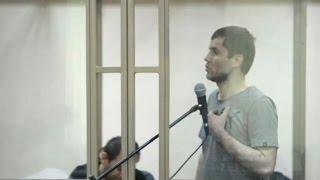 Джапаров рассказывает о пытках под следствием
