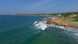 [Flycam Phan Thiet] Những bãi biển đẹp ở Bình Thuận