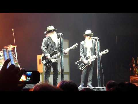 ZZ TOP - Francine (Live in Chile 2010)