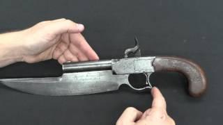 Elgin Cutlass Pistol