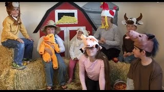 Amazing Nursery Rhymes for Kids! COMPILATION!! BEST! 5 Five Little Monkeys,Old MacDonald etc! FUNNY!