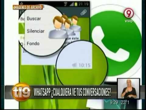 Cómo borrar el historial de conversaciones de WhatsApp en un Android