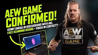 AEW Videogame Confirmed! Face Scans Begin, AKI/SynSophia Contact & More!