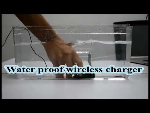 Ultra-Thin Waterproof Wireless Charger