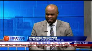 Commodities Market Update On Oil, FX,Naira |Business Morning|