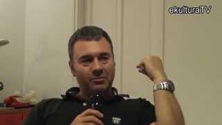 Richard Morgan interjú - ekulturaTV