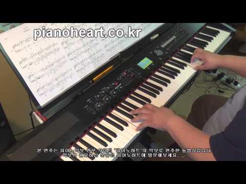 이선희(Lee Sun Hee) - 인연(Fate) 피아노 연주