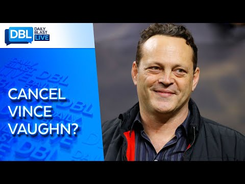Vince Vaughn Chats With President Trump & Causes Social Media Frenzy
