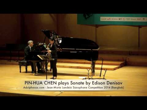 PIN HUA CHEN plays Sonate by Edison Denisov