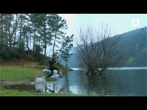 Как бегать по воде!
