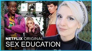 S ex Education - Recensione | Serie Netflix | BarbieXanax