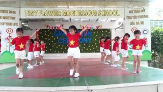 Việt Nam ơi - Tiny Flower Montessori School