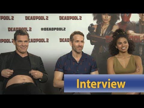 Deadpool spricht deutsch   Das Interview zu Deadpool 2 mit Ryan Reynolds