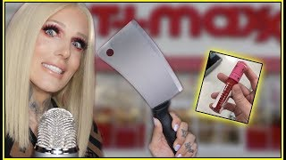 JEFFREE STAR COSMETICS SOLD IN TJ MAXX | NIKITA DRAGUN NOT DISCLOSING ADS!