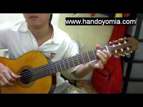 祝你一路顺风 Zhu Ni Yi Lu Shun Feng - 吴奇隆 - FingerStyle Guitar Solo