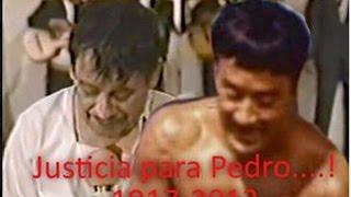 """Antonio Pedro SI FUE PEDRO INFANTE!!! -  """"TIZOC"""" MISMA VOZ"""