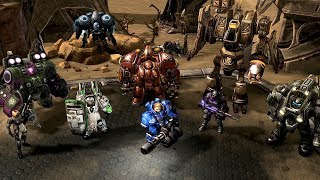 StarCraft 2 - Co-op Commander Preview: Tychus