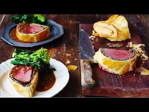 〈奧利佛上菜〉美味威靈頓牛排│Beautiful Beef Wellington│Jamie Oliver