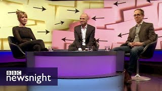 The UK's culture war on social media and beyond – BBC Newsnight