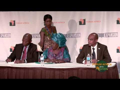 Conférence de presse du chef de la délégation du Sénégal