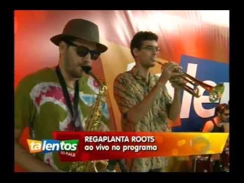 Baixar Regaplanta e Bob Robson participam do Talentos com reggae roots; veja 02