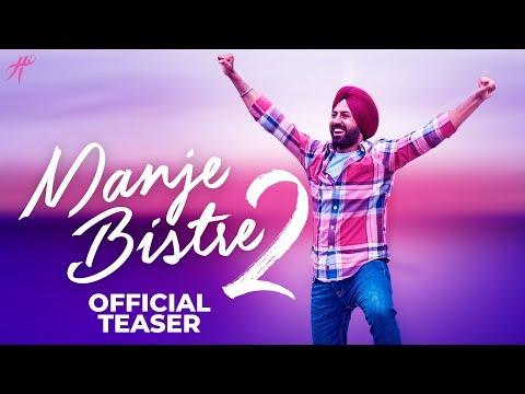 Manje Bistre 2 - Pre Teaser - Gippy Grewal