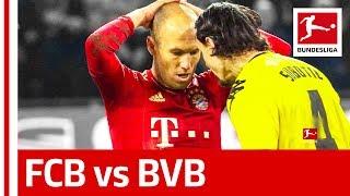 The Best Klassiker Matches of this Decade - FC Bayern München vs. Borussia Dortmund