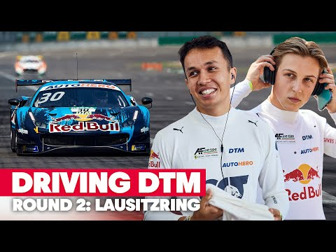 Driving DTM 2021: New Team in the Hunt With the Heavyweights