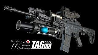Гранатомёт подствольный TAG ML36