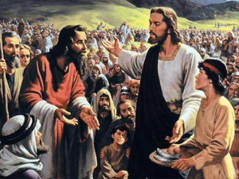 Pies Divinos de Jesus