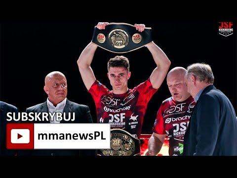 Kamil Ruta na celowniku światowego lidera kickboxingu GLORY
