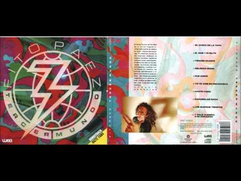 Tercer Mundo - Fito Páez - Álbum completo - 1990